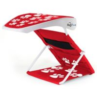 ShadyPaws Portable Pet Shade in Red