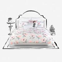 kate spade new york Poppies King Comforter Set in Pink