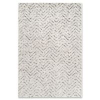 Safavieh Adirondack 5-Foot 1-Inch x 7-Foot 6-Inch Area Rug in Ivory/Charcoal