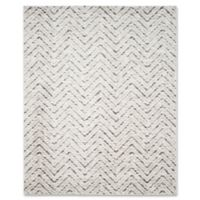Safavieh Adirondack 9-Foot x 12-Foot Area Rug in Ivory/Charcoal