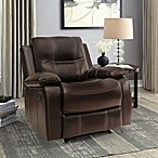 Lifestyle Solutions Stockwell Recliner in Java