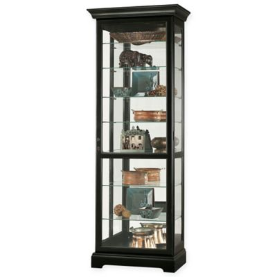 garden bunching overstock free cabinet product shipping home black curio today