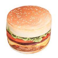 Wow Works Cheeseburger Medium Bean Bag Chair