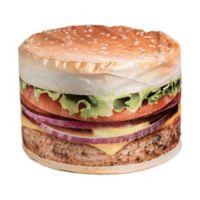 Wow Works Cheeseburger Adult Bean Bag Chair