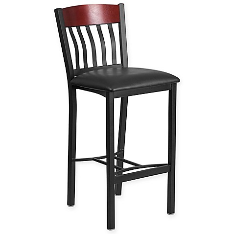 Flash Furniture Metal Bar Stool Bed Bath Beyond
