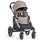 Baby Jogger® city select® Single Stroller in Quartz/Silver