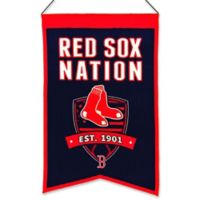 MLB Boston Red Sox Nation Banner