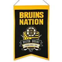 NHL Boston Bruins Nation Banner