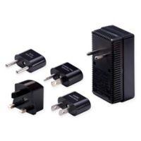 Lewis N. Clark® Dual Converter Kit in Black