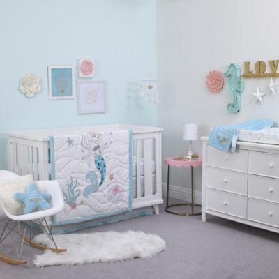 Crib Bedding Sets Disney Ariel Sea Princess 3 Piece Set