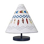 NoJo® Teepee Lamp with CFL Bulb