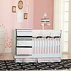Just Born® Coco 3-Piece Crib Bedding Collection in Pink