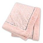 Just Born® Coco Plush Nursery Blanket in Pink
