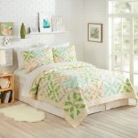 Makers Collective by Bonnie Christine Cascade Twin Quilt Set