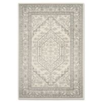Safavieh Adirondack 5-Foot 1-Inch x 7-Foot 6-Inch Area Rug in Ivory/Silver