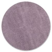 Safavieh Laguna Shag 6-Foot 7-Inch Round Rug in Purple