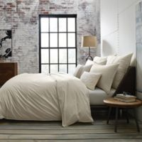 Kenneth Cole Escape Twin Duvet Cover in Stone