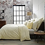 Kenneth Cole Escape Full/Queen Duvet Cover in Lemon