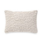 Kenneth Cole Oblong Throw Pillow in Stone