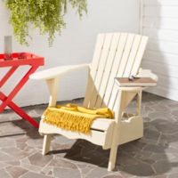 Safavieh Mopani Outdoor Chair in Off White