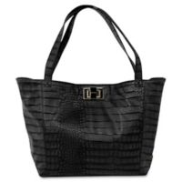 Rosie Pope® Tote Diaper Bag in Black