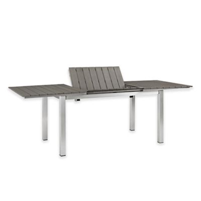 Buy Adjustable Outdoor Dining Table From Bed Bath Beyond - Adjustable outdoor dining table