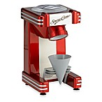 Nostalgia™ Electrics Retro Series™ 50's Style Snow Cone Maker