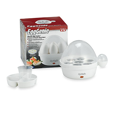 Egg Genie Electric Egg Cooker Bed Bath Beyond