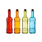 Style Setter Colored Bottles (Set of 4)