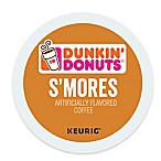 Keurig® K-Cup® Pack 16-Count Dunkin' Donuts® S'Mores Coffee