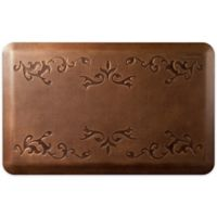 Smart Step by WellnessMats Rustic Series 20-Inch x 32-Inch Vineyard Kitchen Mat