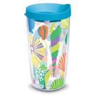 Tervis® Pastel Shells 16 oz. Wrap Tumbler with Lid