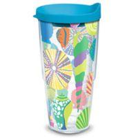 Tervis® Pastel Shells 24 oz. Wrap Tumbler with Lid