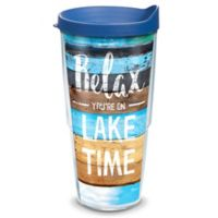 Tervis® Relax You're on Lake Time 24 oz. Wrap Tumber with Lid