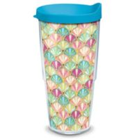Tervis® Mermaid Scallop 24 oz. Wrap Tumbler with Lid