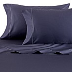 Wamsutta® 500-Thread-Count PimaCott® Queen Sheet Set in Denim