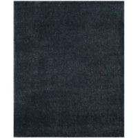 Safavieh Arizona 8-Foot x 10-Foot Shag Area Rug in Blue