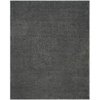 Safavieh Arizona 9-Foot x 12-Foot Shag Area Rug in Dark Grey