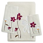 Croscill® Pressed Flowers Bath Towel
