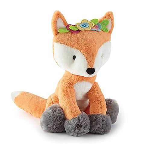 Levtex Baby Anika Fox Plush Toy Buybuy Baby