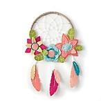 Levtex Baby Anika Dream Catcher Wall Art in Pink/Brown