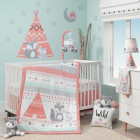 Lambs Amp Ivy 174 Little Spirit Crib Bedding Collection