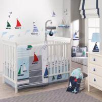 Lambs & Ivy® Regatta 3-Piece Crib Bedding Set