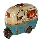 Glenna Jean Happy Camper Ceramic Camper Lamp