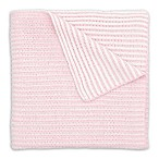 Elegant Baby® Twisted Yarn Blanket in Pink
