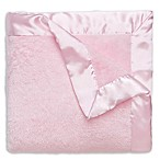 Elegant Baby® Satin Trimmed Hanging Blanket in Pink