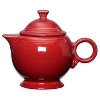 Fiesta® Teapot in Scarlet