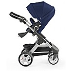 Stokke® Trailz with Classic Wheels in Deep Blue