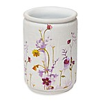 Croscill® Pressed Flowers Tumbler