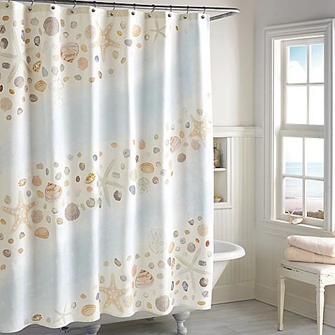 Exceptionnel Pebble Beach Shower Curtain
